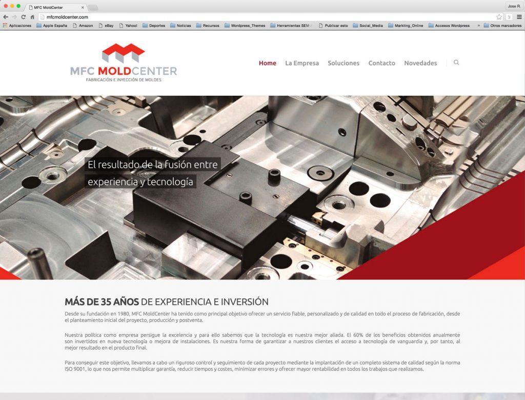 MFC MoldCenter nueva web