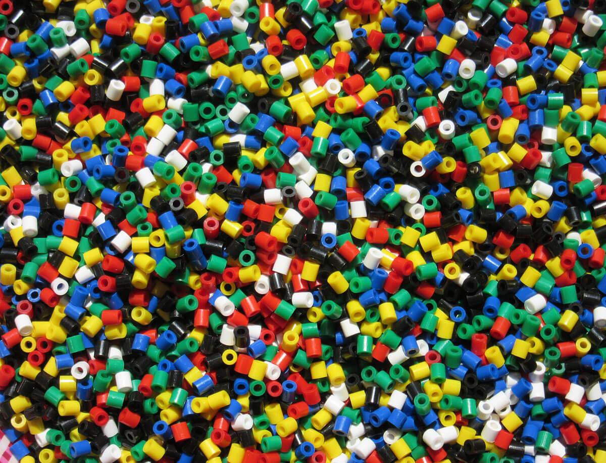 inyección de plásticos