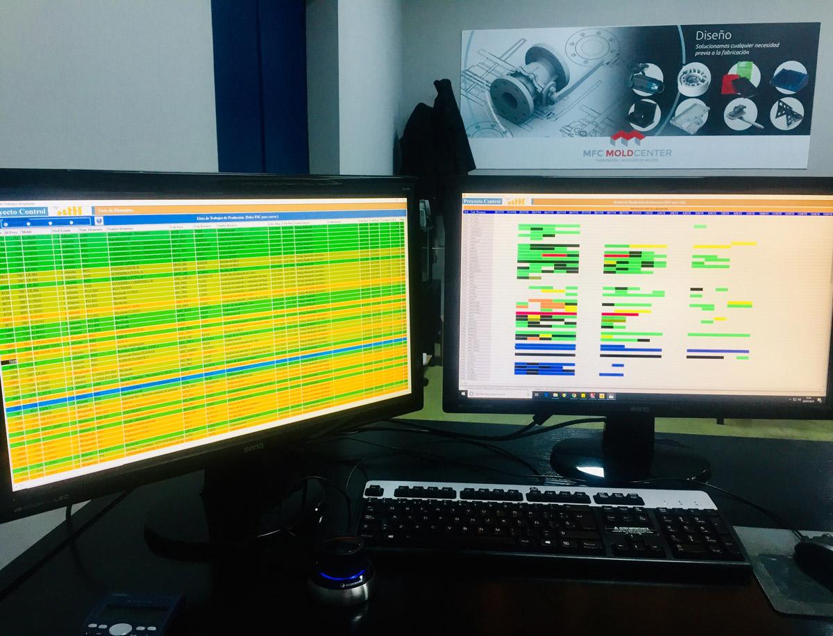 Nuevo sistema de gestión ERP