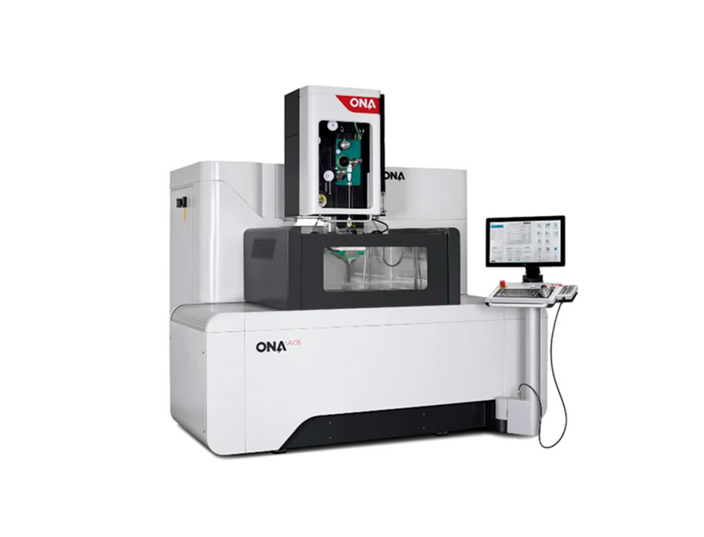 Nueva máquina de hilo ONA AV35