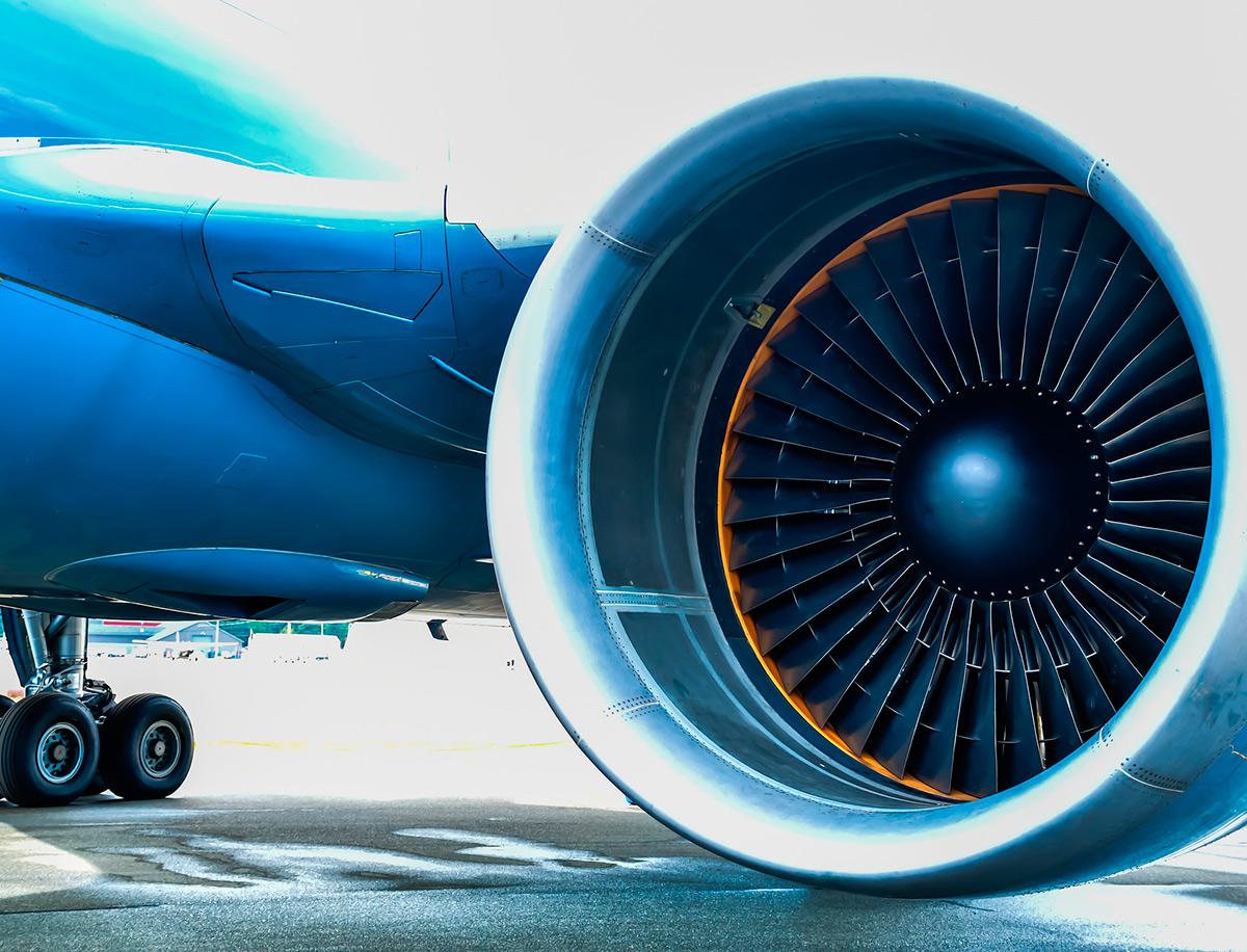 Mecanizado aeronáutico